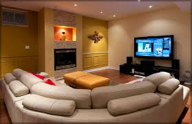 simple family room home furniture and design ideas
