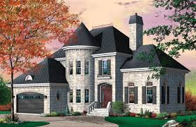 turret house plans lovely 3 bedroom tudor home with office in the turret tudor house