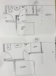 jack and jill floor plans uk bathroom