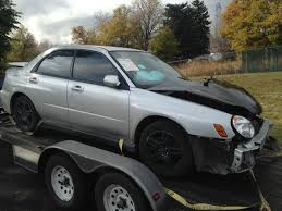 subaru wrx hatch silver 2003 subaru wrx sedan silver 5 speed complete part out
