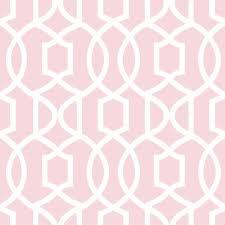 pink grand trellis peel and stick wallpaper transitional