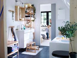just bolt door and spoil yourself by making your bathroom a