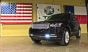 range rover truck black blog armored cars bulletproof vehicles armoured sedans
