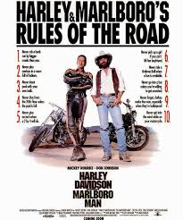 Funny Harley Davidson Memes - dammaged goods craption harley davidson and the marlboro man