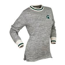 michigan state spartans sweaters button ups dress shirts