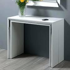 bureau gain de place bureau console extensible lit lit extensible best of emejing