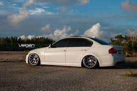 bagged lexus is250 bagged e90 msport velgen wheels