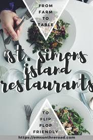 best 25 st simons island restaurants ideas on pinterest st