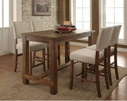 sania cm3324pt 5pc counter height dinette set w options