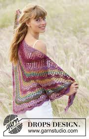 www drops design summer fling drops 167 20 free crochet patterns by drops design