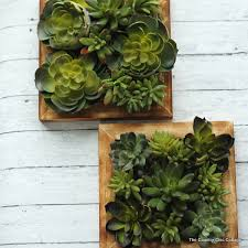 13 ideas for decorating with succulents town u0026 country living
