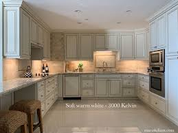 best kitchen cabinet lighting do you prefer warm cool or daylight lighting for your kitchen