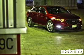 Sho Green 2013 ford taurus sho review motoring middle east car news