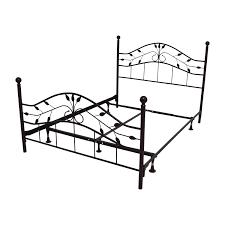Platform Bed Twin Black Bed Frames Black Metal Bed Frame Perth Black Metal Bed Frame