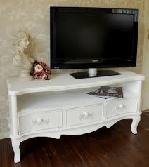 antique white tv cabinet tv cabinet unit white shabby cupboard chic television stand dvd