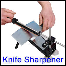 Professional Kitchen Knives by New Professional Kitchen Knife Sharpener Tools System Sharpening
