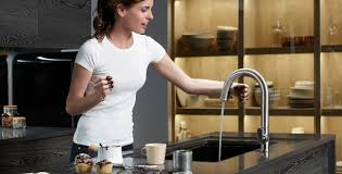 Touch Activated Kitchen Faucets Kohler Africa Sensate Touchless Kitchen Faucet