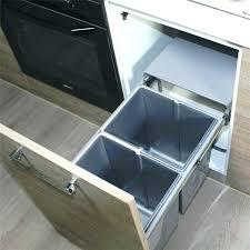 poubelle cuisine encastrable dans plan de travail poubelle integrable cuisine poubelle integrable cuisine proposition
