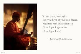 I Am Light Gurumayi Chidvilasananda U0027s Darshan And Wisdom
