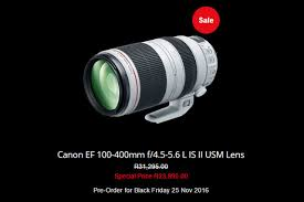 best black friday deals on canon lenses best black friday tech deals in south africa 2016