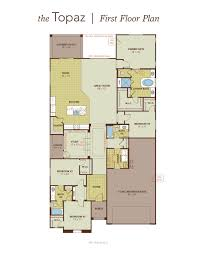 topaz home plan by gehan homes in hacienda at windrose