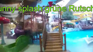 Therme Bad Schallerbach Aquapulco Bad Schallerbach Funny Splash Grüne Rutsche Youtube