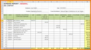 Income And Expenses Excel Template 7 Expense Template Chef Resumed