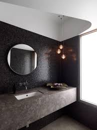 Round Bathroom Mirrors by 15 Photos Large Black Round Mirror Mirror Ideas