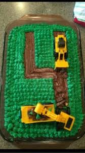 construction themed 4 year old boy birthday cake i think i should