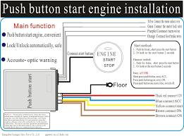 wiring diagram for push button start u2013 the wiring diagram
