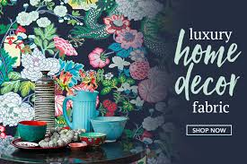Sarah J Home Decor Home Decor Fabric Designer Fabric By The Yard Fabric Com