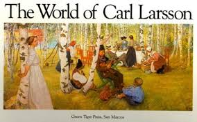 the world of carl larsson by hans curt köster