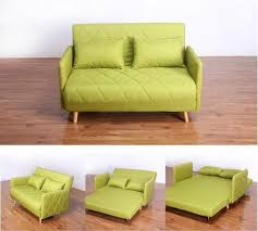 Green Sofa Bed Lime Green Sofa Bed For 2 Doozy Furniture