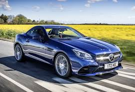 mercedes 2016 mercedes benz slc class convertible review 2016 parkers