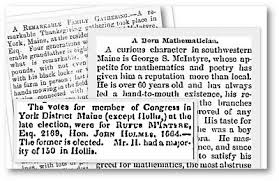 discovering thanksgiving family history in newspaper articles