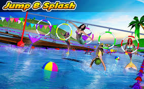 mermaid race 2016 android apps on google play