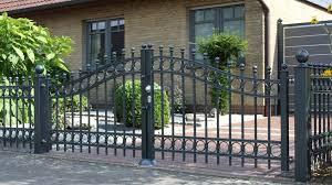 wrought iron gate amoy ironart fence wrought iron fences