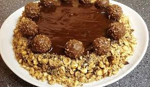 ferrero rocher cake recipe tastycraze com