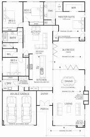 bathroom floorplans large home floor plans inspirational floor plan friday 4 bedroom 3
