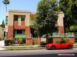 Marilyn Monroe House by Marilyn Monroe U0027s Former Burbank Apartment Building Iamnotastalker