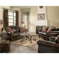 ashley furniture barcelona sofa signature design by ashley barcelona antique stationary living