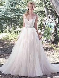 Cheap Maggie Sottero Wedding Dresses Wedding Dresses With Modernly Chic Glamour Maggie Sottero