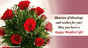 showers of blessings and wishes for you may you a happy
