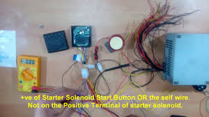 anti theft alarm wiring pink wire and grey wire uses youtube