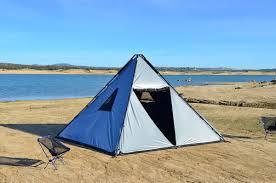 desert tent designed for desert heat buffalo tent sleeps 14