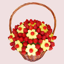 fruit flower bouquets fruity gift fresh fruit bouquets for any occasion flowers out