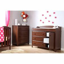 Complete Nursery Furniture Set by South Shore Cotton Candy Changing Table With Removable Top