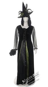 Size Gothic Halloween Costumes Size Goth Maiden Witch Costume Costume Craze