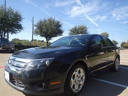 ford fusion 2010 price used 2010 ford fusion se in plano