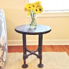 Yellow Side Table Ikea Bedside Table Round Medium Size Of Night Stand Tables Round